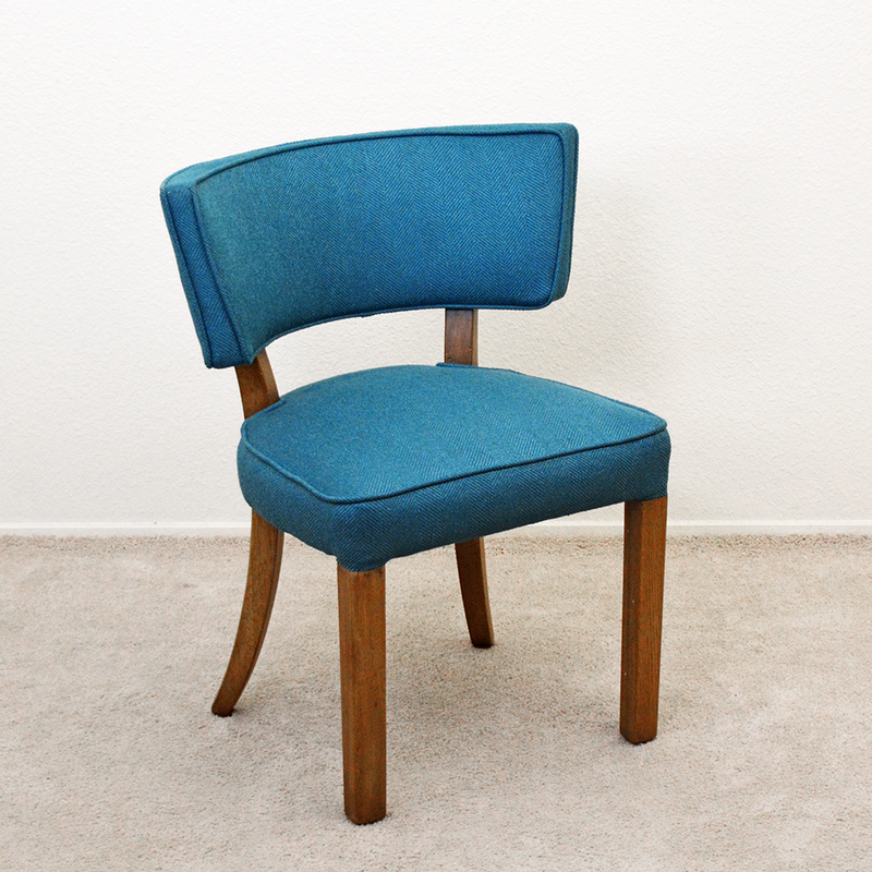 Mid Century Dining Chairs by Edward Wormley for Dunbar las vegas